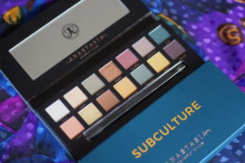 Anastasia Beverly Hills Subculture Palette Swatches & Thoughts